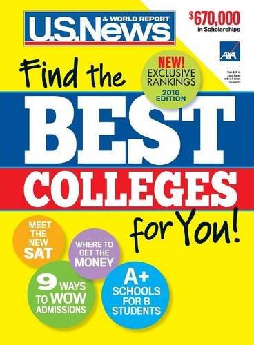Best Colleges 2016