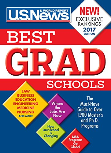 Best Graduate Schools 2017