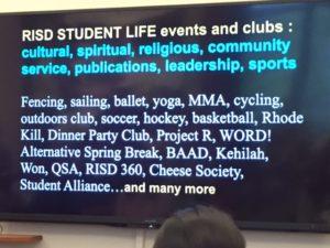 RISD Info