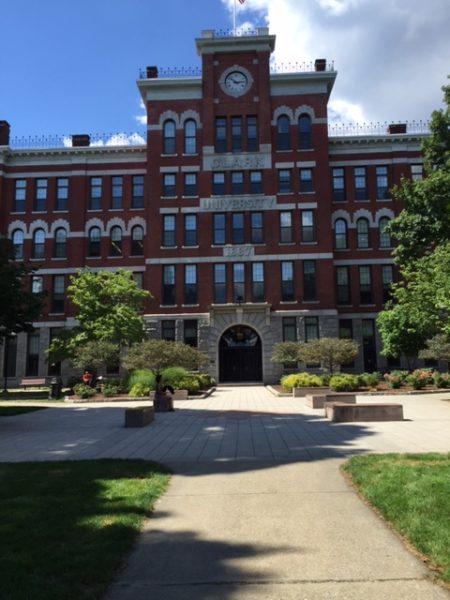 Tour Along with College Essay Whiz: Clark University