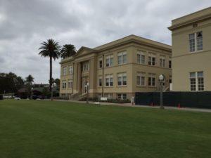Chapman campus