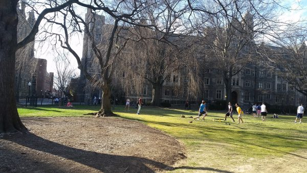 Tour Along with College Essay Whiz: Georgetown University