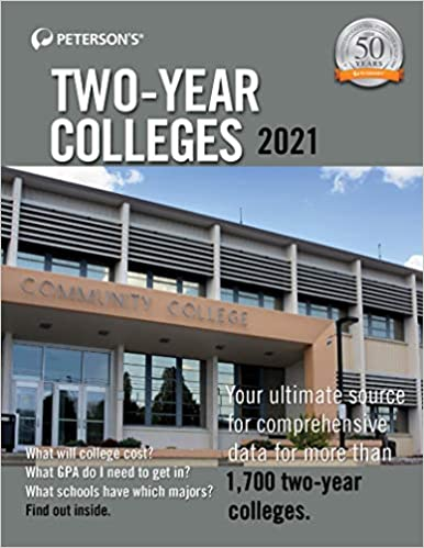 Two-Year Colleges 2021 (Peterson's Two-Year Colleges)